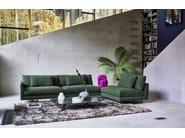 DANTE | Tavolino quadrato Collezione Dante By Montis design