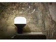 DELUX   Lampada da tavolo in alluminio