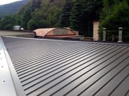 CENTROMETAL | Steel roof and Photovoltaic