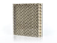 Pannello prefabbricato in materiale composito ECOBEN WAVE™ by Bencore®