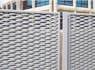 FILS | Expanded mesh fences