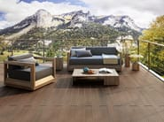 Decking in materiale composito EXTERNO by Woodco