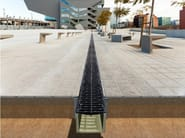 ULMA Architectural Solutions | Drainage channels and parts