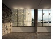 Steel patio door FERROFINESTRA® W 50 TB | Patio door by OTTOSTUMM