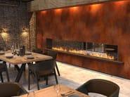 FLEX 158DB Restaurant Setting Digital Render