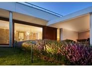 Proyector de exterior LED de aluminio moldeado FLOWER by SIMES