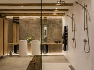 Baño completo FORM 1 - WHITEPIGMENTED OAK by Multiform