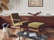 Velvet footstool FOX VELVET | Footstool by 366 Concept s.c.