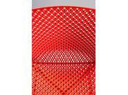 Sled base technopolymer chair FULLER ST by GABER