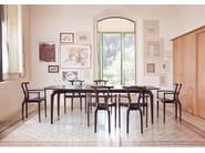 GAULINO | Tavolo in legno massello