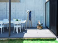 GHOST Private Residence Courtyard Japan
