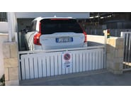 Sectional door Gates for Industry and house by RDT Elevazione