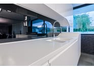 Кухонная столешница HI-MACS® for kitchen worktop by HI-MACS