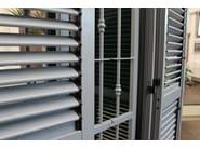 Inferriata di sicurezza in metallo INFERRIATE CLASSE 3 | Inferriata di sicurezza by OFFICINE LOCATI