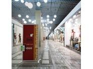 InUNO | Segnaletica Totem segnaletica per centri commerciali InUno