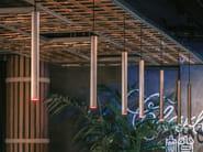 Lámpara colgante LED INVADER HANGOVER By PROLICHT