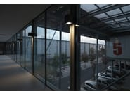 IPRO   Lampada da parete per esterno