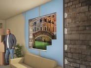 Lastra in gesso con isolante in poliestere espanso e grafite ISOLASTRA® PSE-G by Knauf Italia