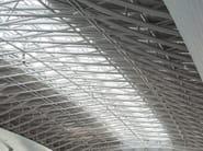 Pittura intumescente per strutture metalliche