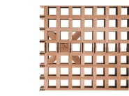 Square solid wood table KYOTO   Square table by Poltrona Frau