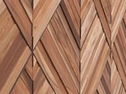 Wonderwall Studios | Wood 3d wall claddings