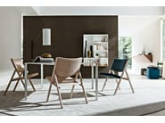 Rectangular aluminium table LESS LESS | Table by Molteni & C.