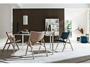 Table rectangulaire en aluminium LESS LESS | Table by Molteni & C.