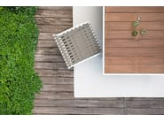 Tavolo da giardino rettangolare LG by Lgtek