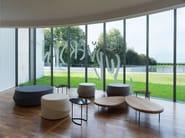 Tavolino alto in marmo LILY | Tavolino alto by Casamania & Horm