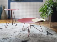 Tables basses ronde LINK by Miniforms