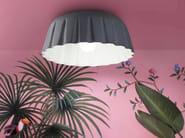 Lampada da soffitto in ceramica MADAME GRÈS C2572 by FERROLUCE