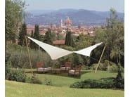 Sonnensegel aus Acrylgewebe MANTA by Unopiù