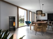 Sergio Leoni | Ceramic stoves