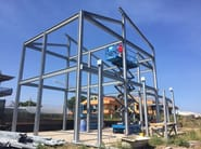 Scaff System   Metal structures