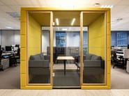 SilentLab | Office booths and office screens