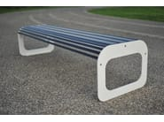 Panchina senza schienale MOKO SEAT by LAB23