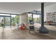 Porcelain stoneware wall/floor tiles with concrete effect MOTION by Casa dolce casa - Casamood