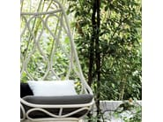 1 Seater aluminium garden hanging chair NAUTICA | Garden hanging chair by EXPORMIM