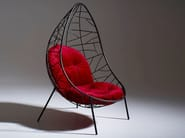Studio Stirling | Garden hanging chairs and daybeds