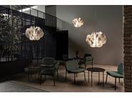 Luminária pendente feita à mão de porcelana NIGHTBLOOM | Luminária pendente by Lladró