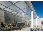 Auvent Mobile en aluminium NUBES MOB by Protezioni