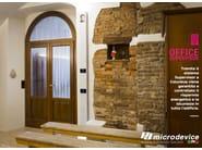Sistema di building automation per ambienti di lavoro OFFICE SUPERVISOR® by Microdevice