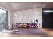 Lampadaire pour éclairage direct OLVIDADA | Lampadaire by BD Barcelona Design