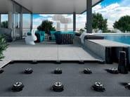 Indoor/outdoor Raised flooring