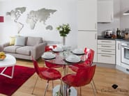 Carluccio Design | Furnishing complements in stainless steel