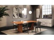 Rectangular MDF table PRAIA | Table by ALBEDO