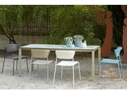 Extending HPL table PRANZO | Extending table 120/160/200 by SCAB DESIGN