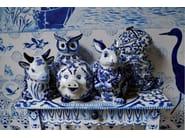 Salvadanaio in porcellana RABBIT by Pols Potten