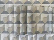 Tessuto jacquard con motivi grafici RELIEF by l'Opificio