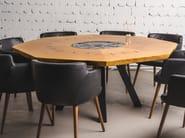 Strømdal Design | Solid wood tables